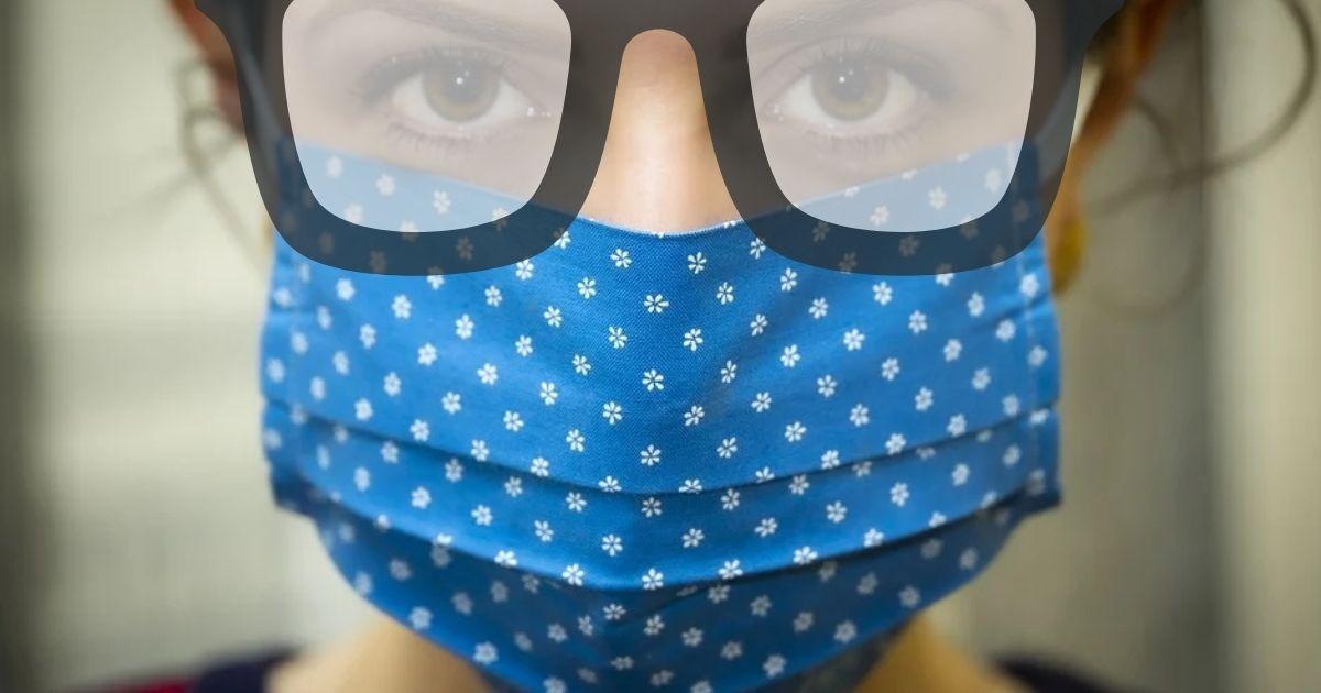 マスクでメガネがくもる理由は?対策やアイテムをチェック!!